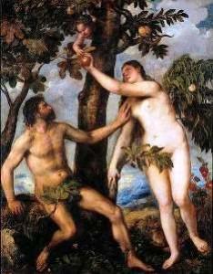 Fall of Man Abigail Thompson 16W Spain Rome POSC sm