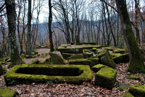 Italy Hiking Bomarzo Ud Abroad Blog