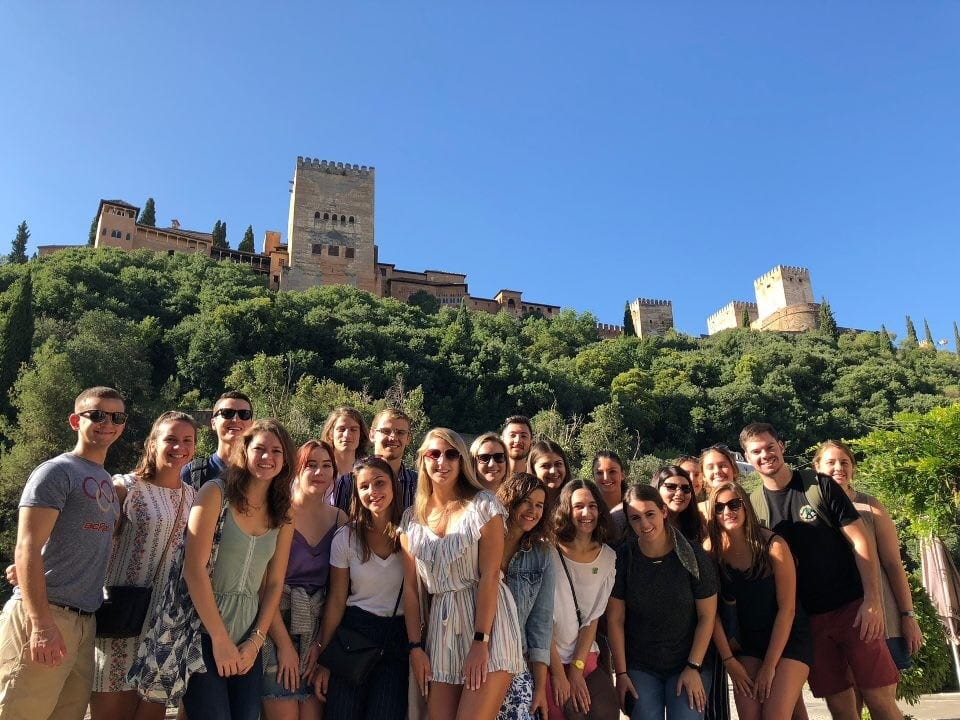 Spain: Alhambra and Soccer | UD Abroad Blog