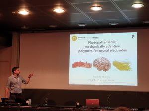Baptiste Monney presentation