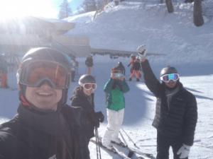 Ski Day at AMI