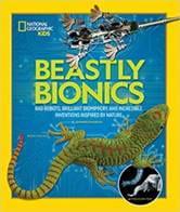 beastly bionics book
