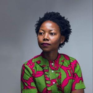 NoViolet Bulawayo, author of We Need New Names Photo: www. lyceumagency.com