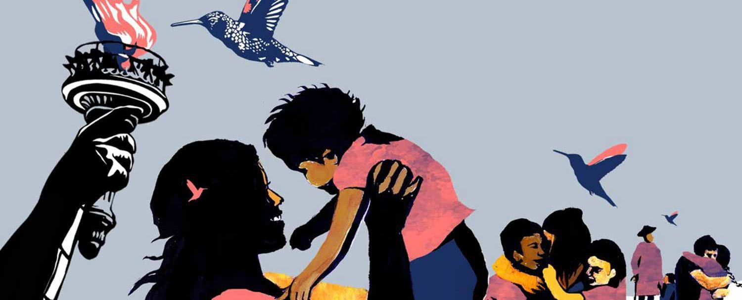 To Immigrants with Love by Jess X. Chen and Roger Peet