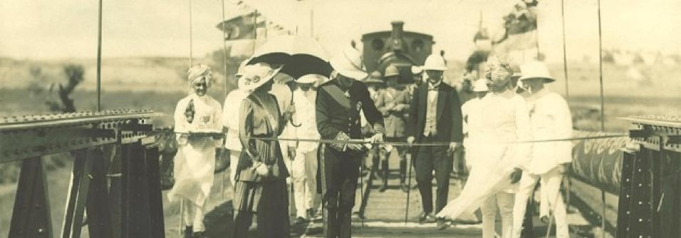 Opening of the Kenya-Uganda Railway