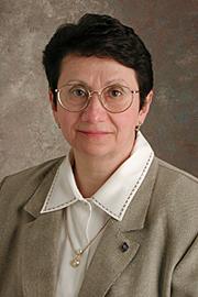 Anna Ciulla, Nursing. 5/21/02 Photo: Kathy Flickinger