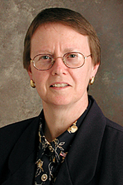 MaryAnn McLane, Medical Technology. 5/22/02 Photo: Kathy Flickinger