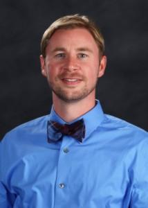 Matt Nicholaou MLS' 02 is now department chair at Weber University