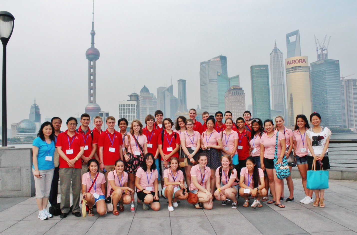 Ud Study Abroad >> NSLIY Group Celebrated Independence Day in China ...