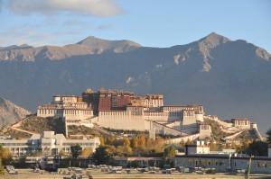 Potala Palace, Lhasa, Xizang