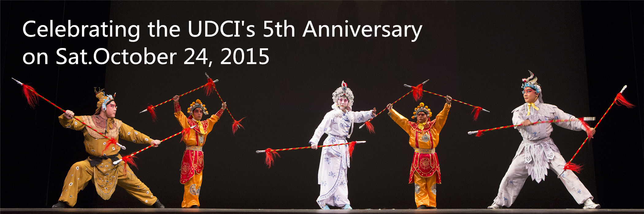 CI's 5th Anniversary Features Chinese Operas