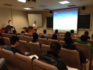 International Students Workshop