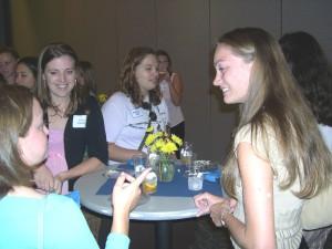 Mentoring Women in Engineering