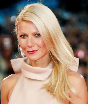 I'm onto you, Gwyneth.