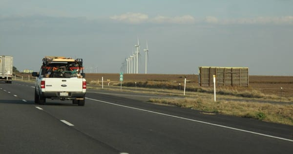 What will the neighbors say about a wind turbine?