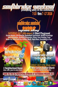 Southbridge Weekend