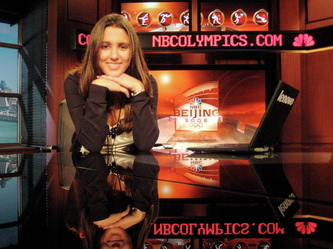 Pursues broadcast career following nbc internship communication news