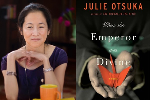 "Otsuka's ""When the Emperor Was Divine"" Selected as Common Reader"