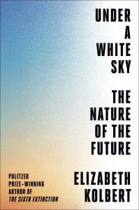 Under a White Sky Book Cover