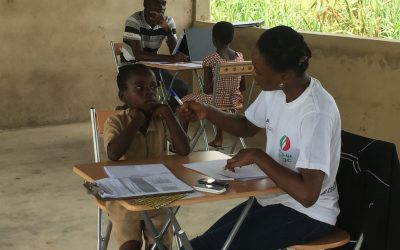 Data collection in Côte d'Ivoire is underway