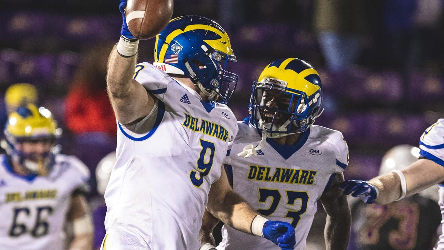 best loved dd2f1 be4f6 Blue Hens extend five-game win streak | UD SPORTS REPORT