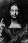 Attributed to Leonardo da Vinci, Salvator Mundi (after restoration)