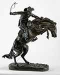 Frederic Remington, The Bronco Buster, 1895, Amon Carter Museum of American Art, Fort Worth