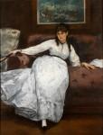 Édouard Manet, Le Repos, ca. 1870-1871, RISD Museum, Providence