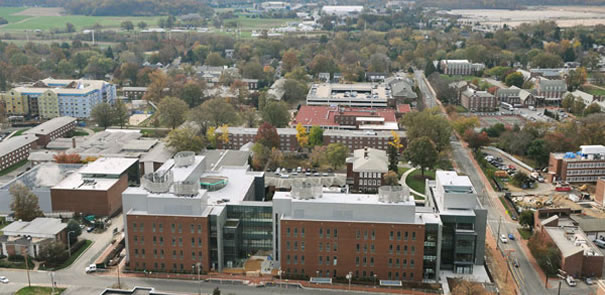 University of Delaware ISE Lab