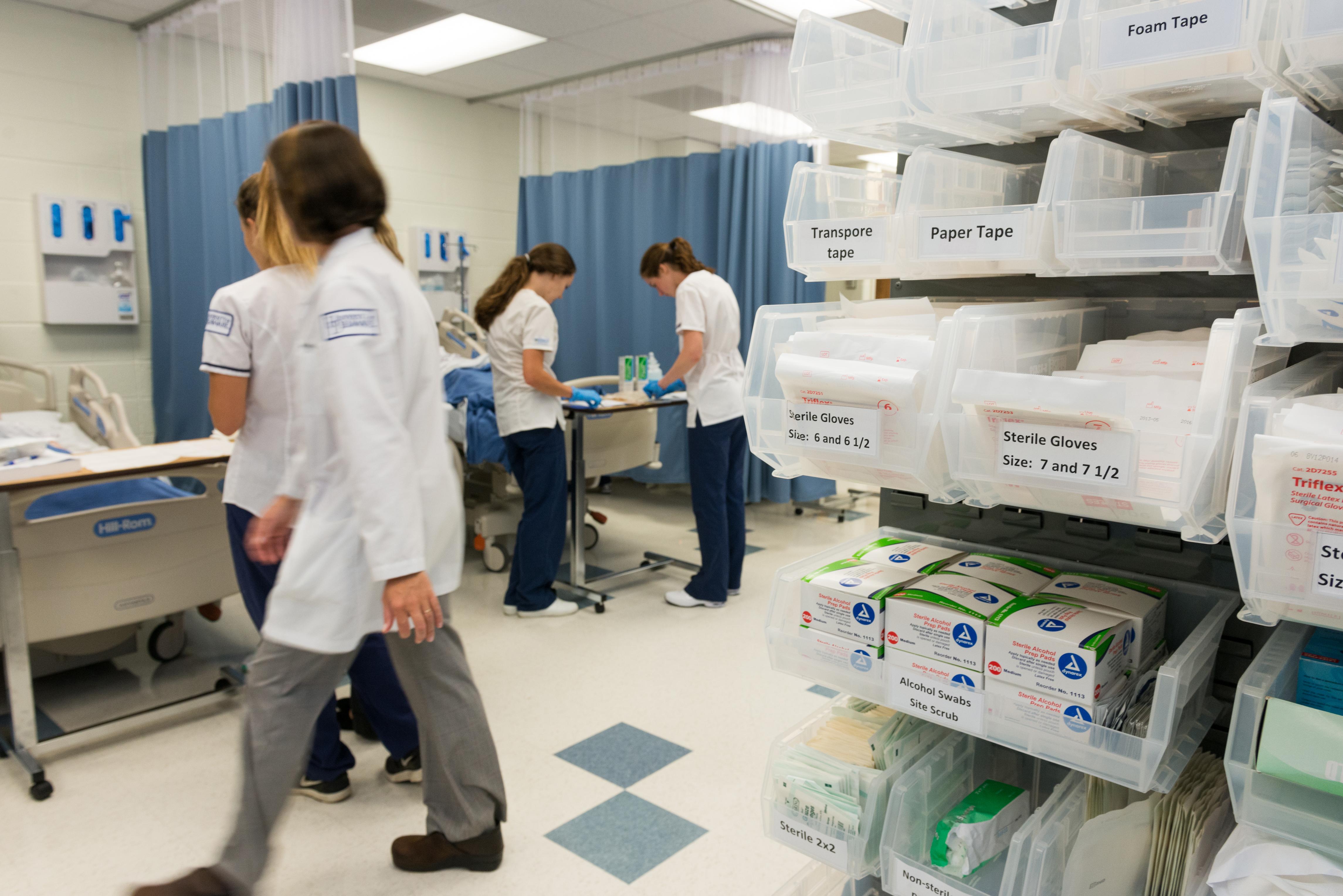 CHS-Nursing_Simulation_Lab