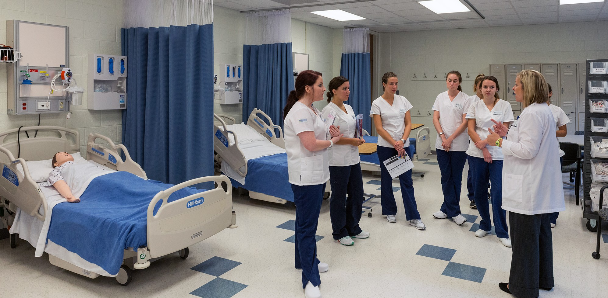... programs at University of Delaware are accredited by the Commission on  Collegiate Nursing Education, One Dupont Circle, NW, Suite 530, Washington  DC ...