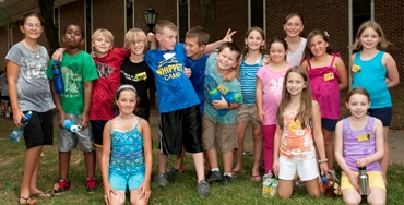 Kamp for Kids: Diabetes and You