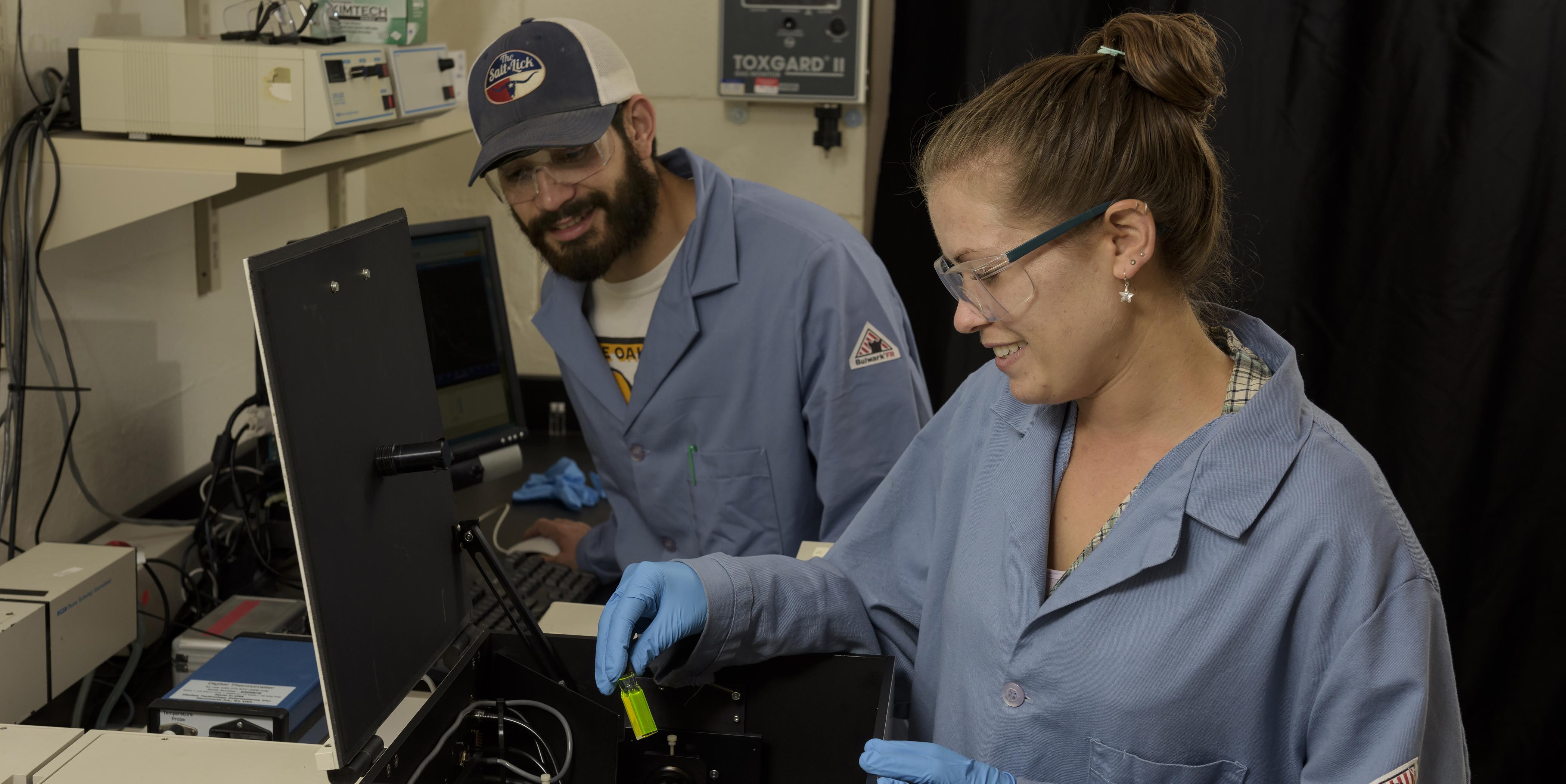 Chemistry - Joel Rosenthal's Lab