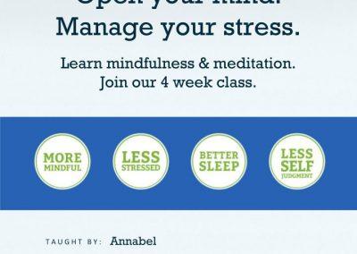 April Koru Mindfulness Course