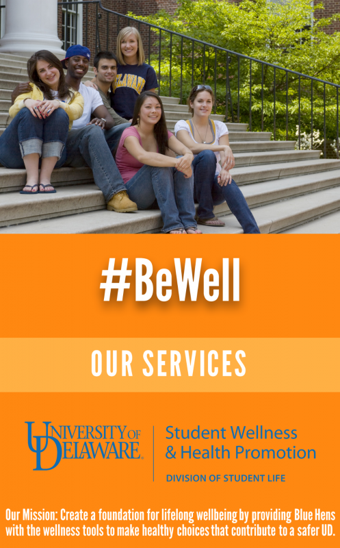 Be Well: Our Services: Learn about the services and resources available through our office.