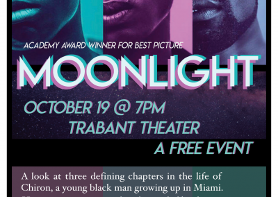 Moonlight Film Screening