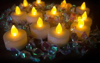 Guided Candle Meditation: Sleep Better & De-Stress!