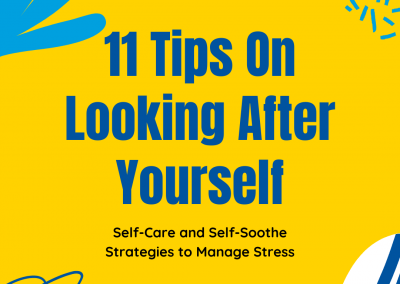 Self-Care and Self-Soothe