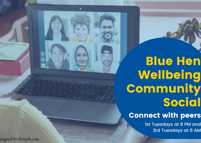Monthly Virtual Socials