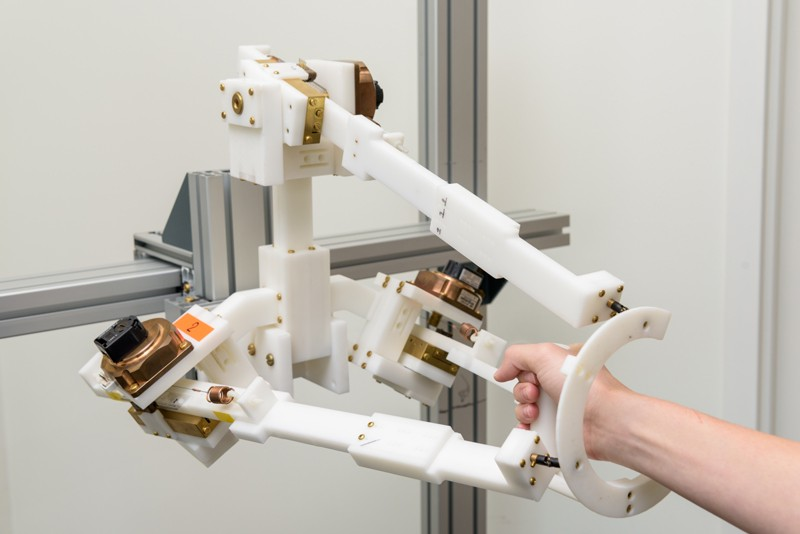 wrist-controlled robotic device