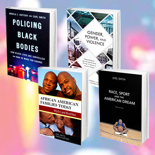 a collection of books published by Earl Smith and Angela Hattery