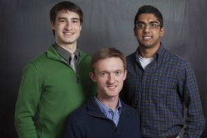 Undergrads making a difference
