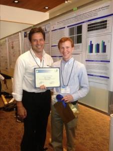 BME senior awarded at IDeA meeting