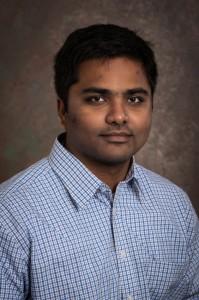 Aditya Jagarapu, BME graduate student.
