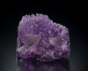 Fluorite: Elmwood Mine, near Carthage, Smith County, Tennessee (3 ½ inch x 4 inch)