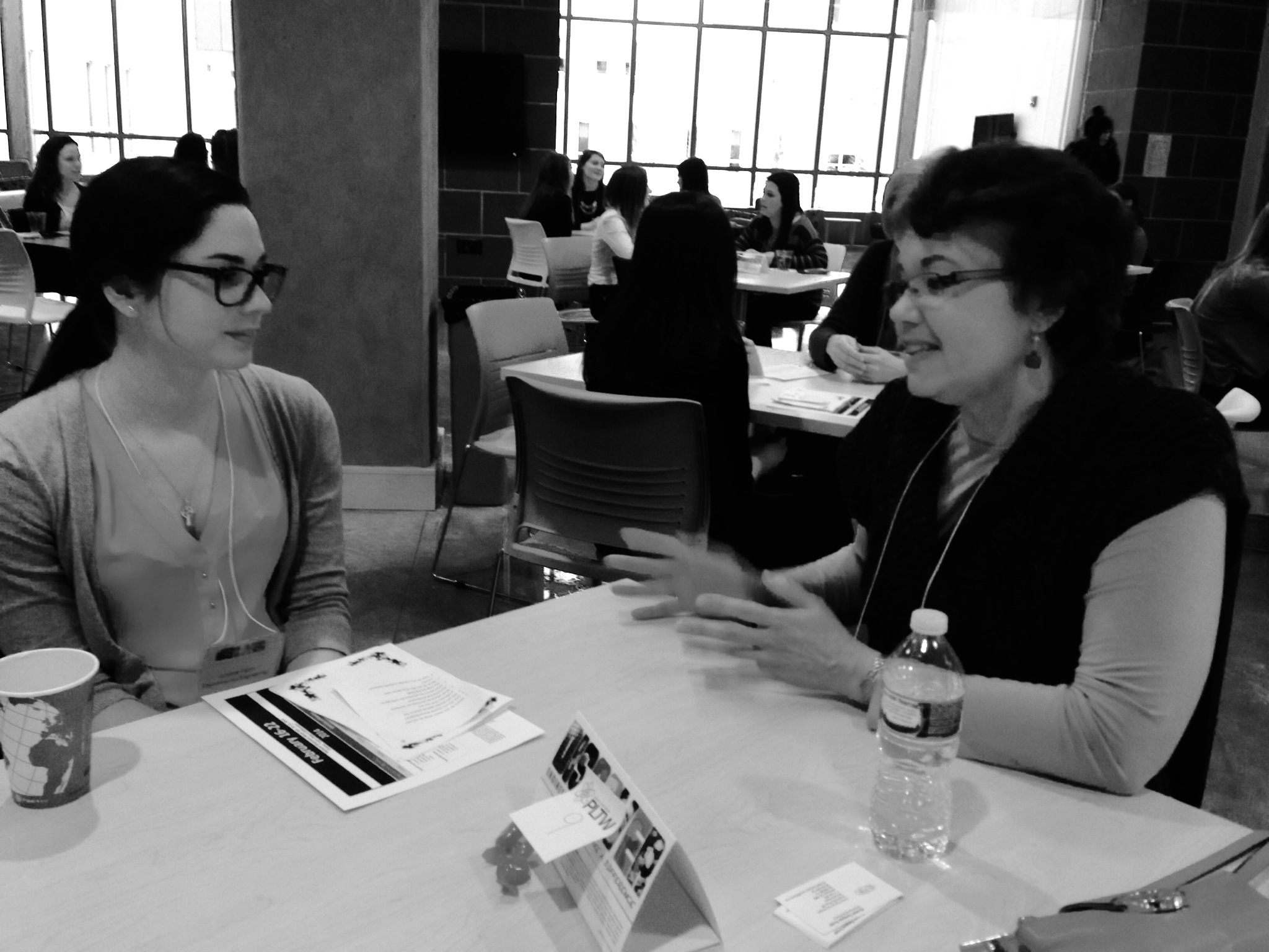 Speed Mentoring with SWE Professionals