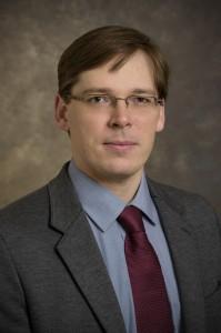 Andrew Novocin, Electrical & Computer Engineering.