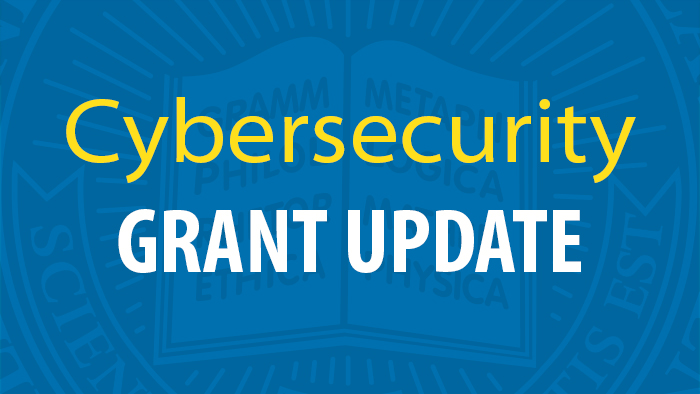 Cybersecurity Grants