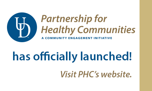 The Partnership for Healthy Communities has officially launched. Visit PHC's website.