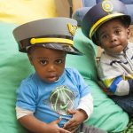 Children at the ELC (Early Learning Center) in Wilmington.